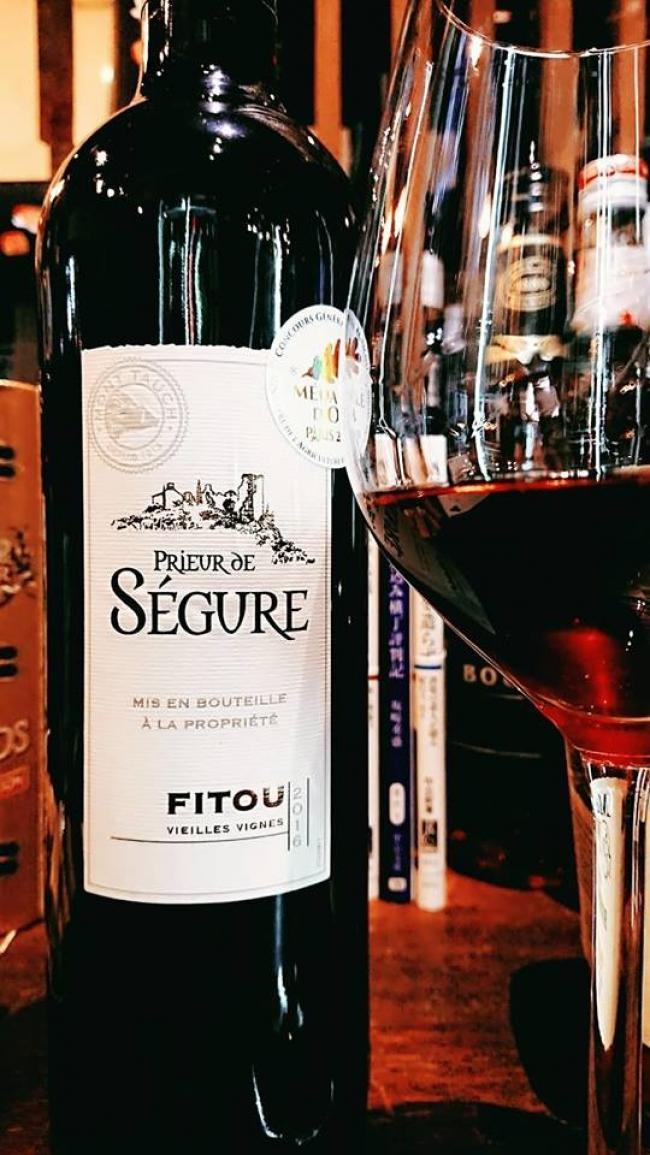 新着ワイン「プリウール・ドゥ・セギュール」