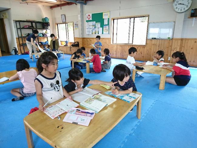 6月22日寺子屋デイスクールを行いました。