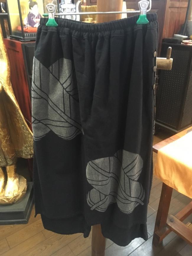 パンツスカート