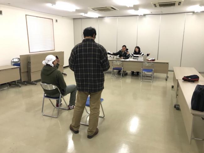 「湯島短編映画最終オーディションへの挑戦!」