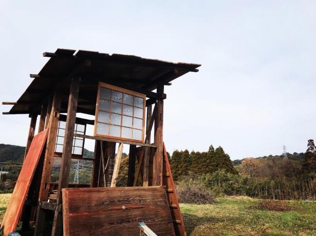 「リカバリーファームプログラム小屋作り編」