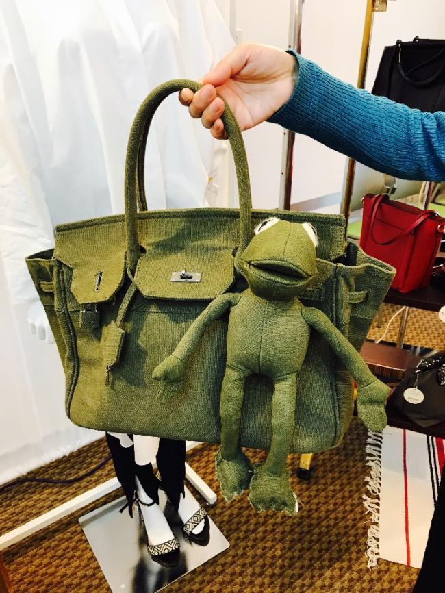 4月入荷の新作バッグの予約受付ます❣️