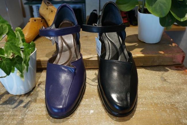 JUMB大人気の靴 新色で登場です